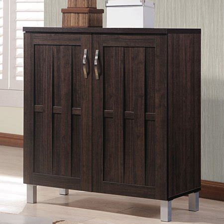 Brown Sideboard by Baxton Studio Excel Modern And Contemporary Brown