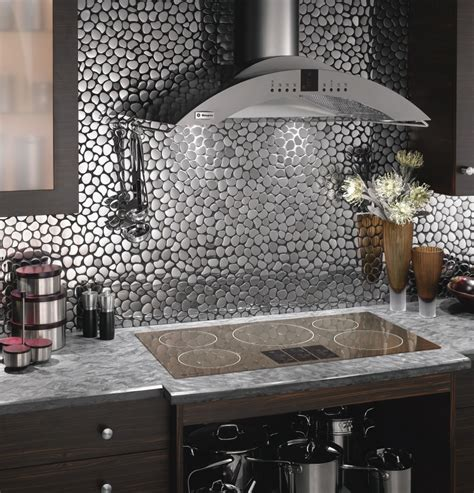 zvspss monogram  wall mounted vent hood stainless steel