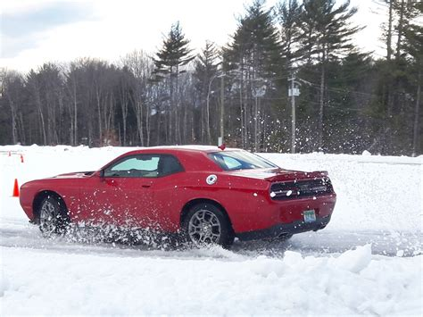 2017 Dodge Challenger Gt An Awd Cure For The Muscle Car