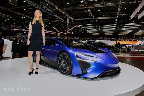 The Girls Of The 2016 Geneva Motor Show