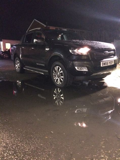 in review ford ranger wildtrak 3 2 tdci