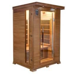 Doccia Sauna Infrarossi by Sauna Infrarossi 2 Posti In Cedro Rosso Aira 120 X 105 Cm