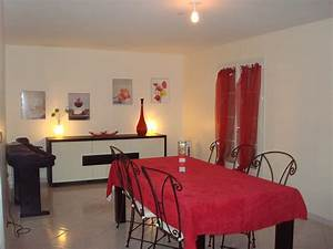 salle a manger (photo 1/2) Table Fly Chaise d'une amie en fer forgé