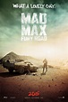 Mad Max: Fury Road DVD Release Date September 1, 2015