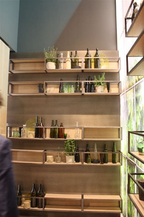 wood kitchen cabinets     feature natural material