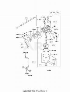 Engine Kawasaki Diagram Fc540va50666