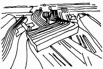 Zaha Hadid Drawing Museum Rome Contemporary Author