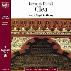 Clea (abridged) – Naxos AudioBooks