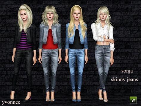 yvonnee's Skinny Jeans Sonja ( Teen)