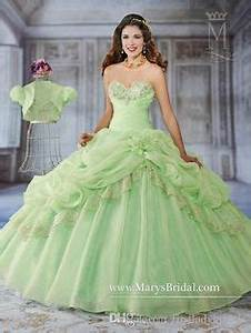 Lime Green Dresses on Pinterest