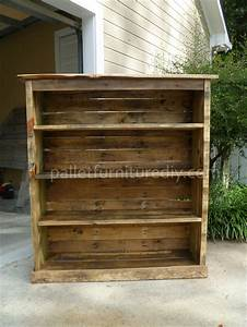 pallet bookcase tutorial pallet furniture diy With homemade furniture tutorials