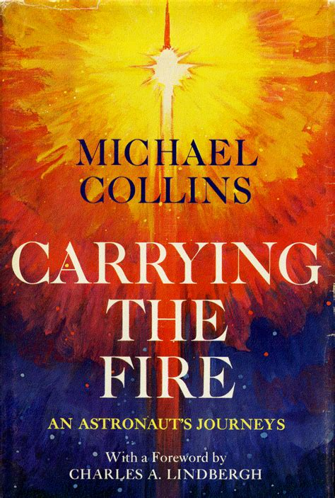 wednesdays book review carrying  fire  astronaut