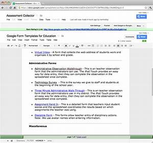 Managing Google Docs In The Classroom