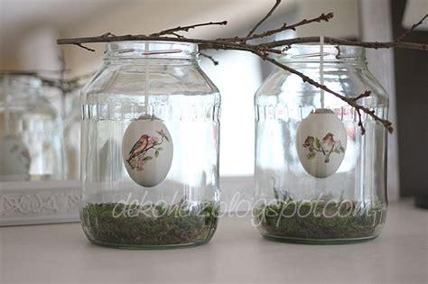 Ab Wann Dekoriert Für Ostern by Dekoherz Ostern Im Glas Ostern Kiga Ostern Ostern