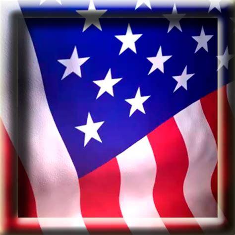 Animated American Flag Wallpaper - animated american flag live wallpaper