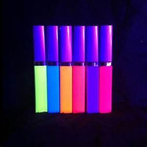 UV Reactive Neon Mascara for Eyes and Hair