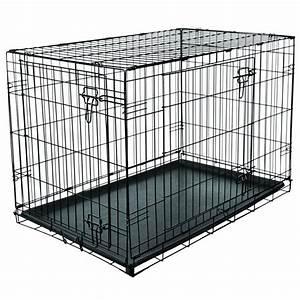 Cage Transport Chien Voiture : cage de transport pour chien taille m auto pratic ~ Medecine-chirurgie-esthetiques.com Avis de Voitures