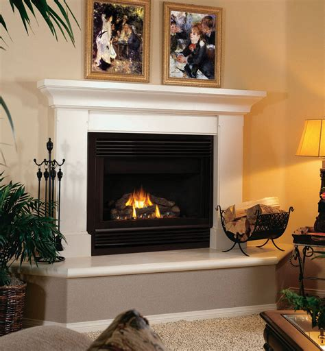ideal  perfect fireplace mantel height homesfeed