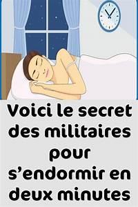 Truc Pour Bien Dormir : voici le secret des militaires pour s endormir en deux minutes r flexologie health health ~ Melissatoandfro.com Idées de Décoration