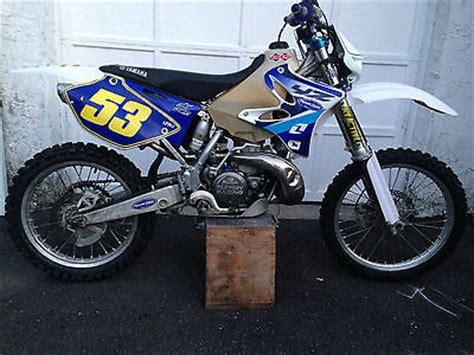 2002 yamaha yz250 motorcycles for sale