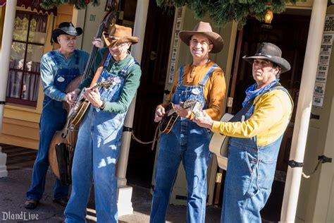 Billy Hill And The Hillbillies Find A New Home At Knott's