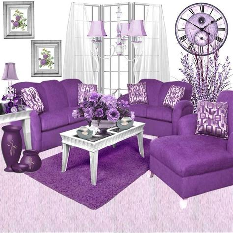 Grey And Purple Living Room Furniture by 25 Best Ideas About Purple Living Rooms On