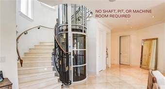 houses with elevators home elevator manufacturers pneumatic vacuum elevators