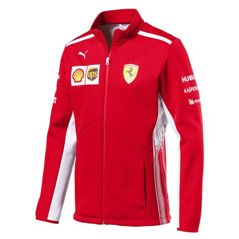 Shop a great selection of trendy ferrari f1 f1 jackets so browse unique and unparalleled designs of ferrari f1 jackets available in a variety of styles for men, women and kids. 2018 Scuderia Ferrari F1 Formula One Mens Team Softshell Fleece Jacket by Puma | eBay