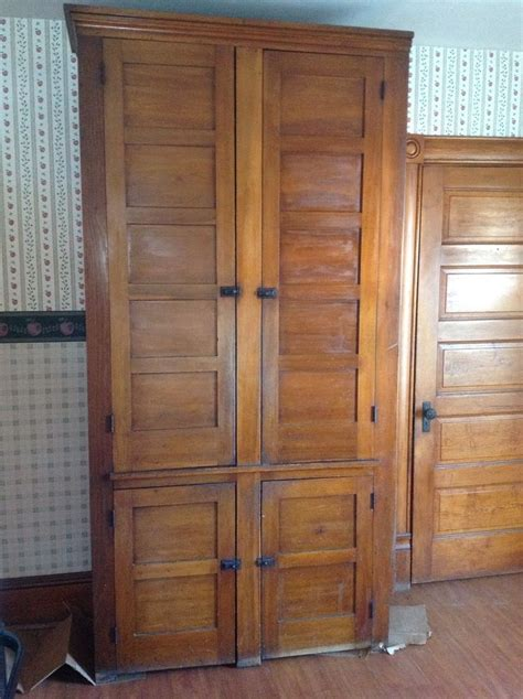 Cupboard Shelves by Antique Vintage 1880 S 8 Ft Pantry Cabinet Cupboard W