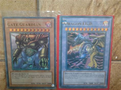 Gate Guardian Deck 2015 by Yu Gi Oh Trading Cards Lot 24 Zeldzame Kaarten Oa