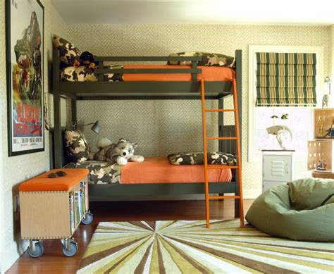 Choosing Boys Bunk Beds For Your Superhero-midcityeast