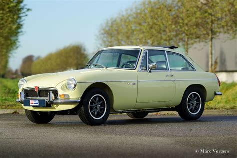 MG MGB GT V8, 1972 - Welcome to ClassiCarGarage