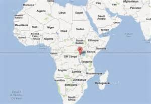 Where Is Kigali Rwanda On the Map