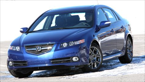 Acura Tl Type S Review by 2008 Acura Tl Type S Review
