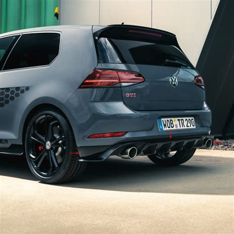 golf 7 gti facelift tuning tcr diffusor golf 7 gti genuine volkswagen