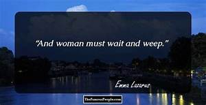 26 Top Emma Laz... Emma Lazarus Famous Quotes