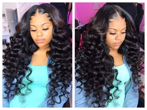 Best 10+ Curly Weave Hairstyles Ideas On Pinterest