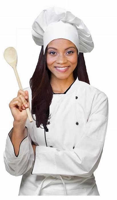 Chef Transparent Clipart Cook Cafe Purepng Menu