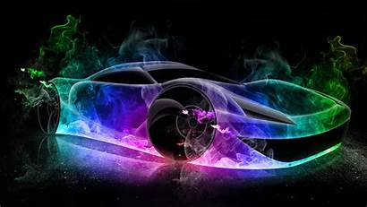 Cars Wallpapers Awesome Colorful Ultra Cool Fire
