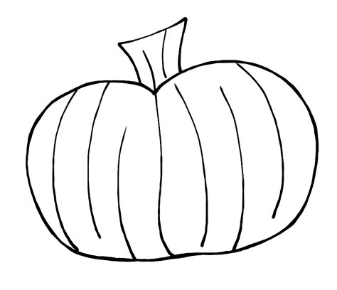 Pumpkin Clipart Black And White Clip By Carrie Teaching Fall Doodles Clip