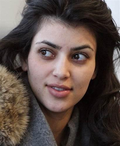 Kim Kardashian Maquiagem Truques Mostra Tutorial Getty
