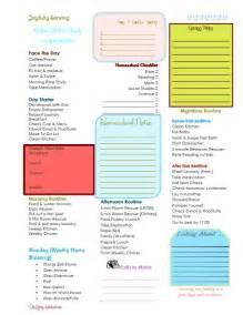 Free Printable Homeschool Daily Planner