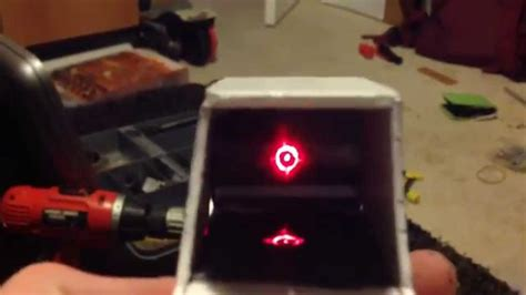 Homemade Eotech Sight/holographic Weapon Sight By