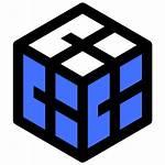 Cube Rubik Icon Icons Shapes