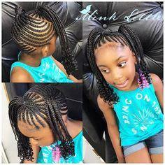 pre teen tween   school natural hairstyles  girls