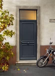Prix D Une Porte D Entrée En Bois Sur Mesure : comment choisir une porte d 39 entr e bienchezmoi ~ Premium-room.com Idées de Décoration