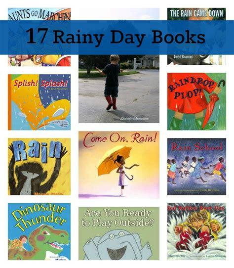 17 rainy day books for 886 | jdaniel4smom 17 rainy day books collage title
