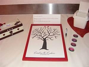 Arbre A Empreinte : 17 best images about arbre empreinte on pinterest fingerprint wedding guest books and ~ Preciouscoupons.com Idées de Décoration