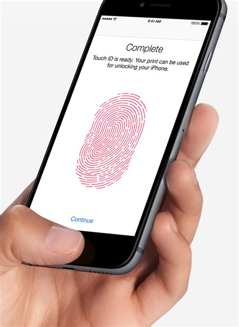 iphone touch id how to set up touch id on your new iphone 6