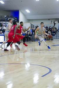 Men's basketball struggles on the road — Hillsdale Collegian